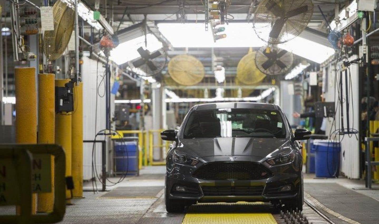 Ford annule la construction d'une usine au Mexique