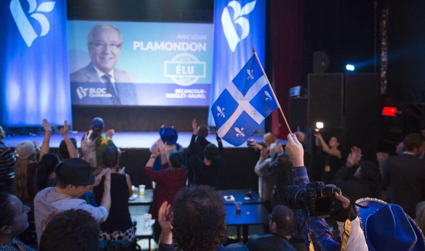 «Vent de changement» à venir au Bloc québécois