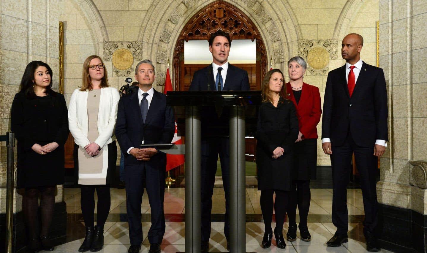 Trudeau se prépare à l'ère Trump