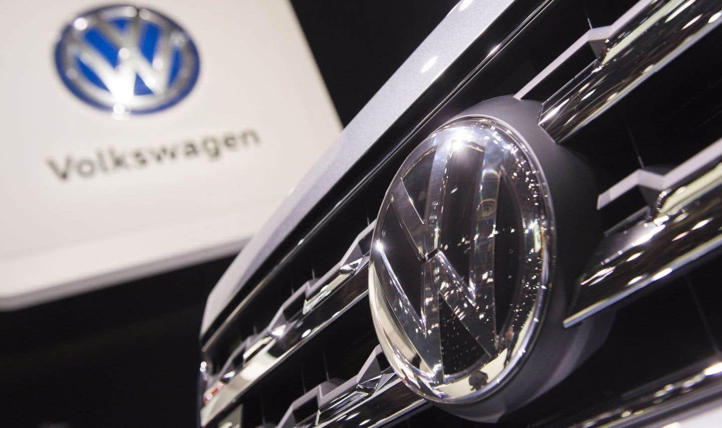 Volkswagen admet sa culpabilité et passe à la caisse