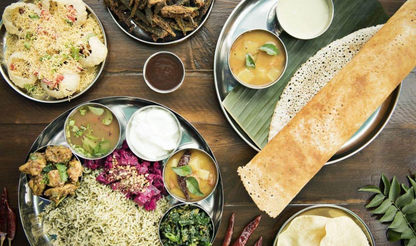 Au moment de choisir votre repas, vous serez baigné dans une douce décrispation; sept plats au total, ça permet de faire le tour du menu assez vite et de se décider rapidement.