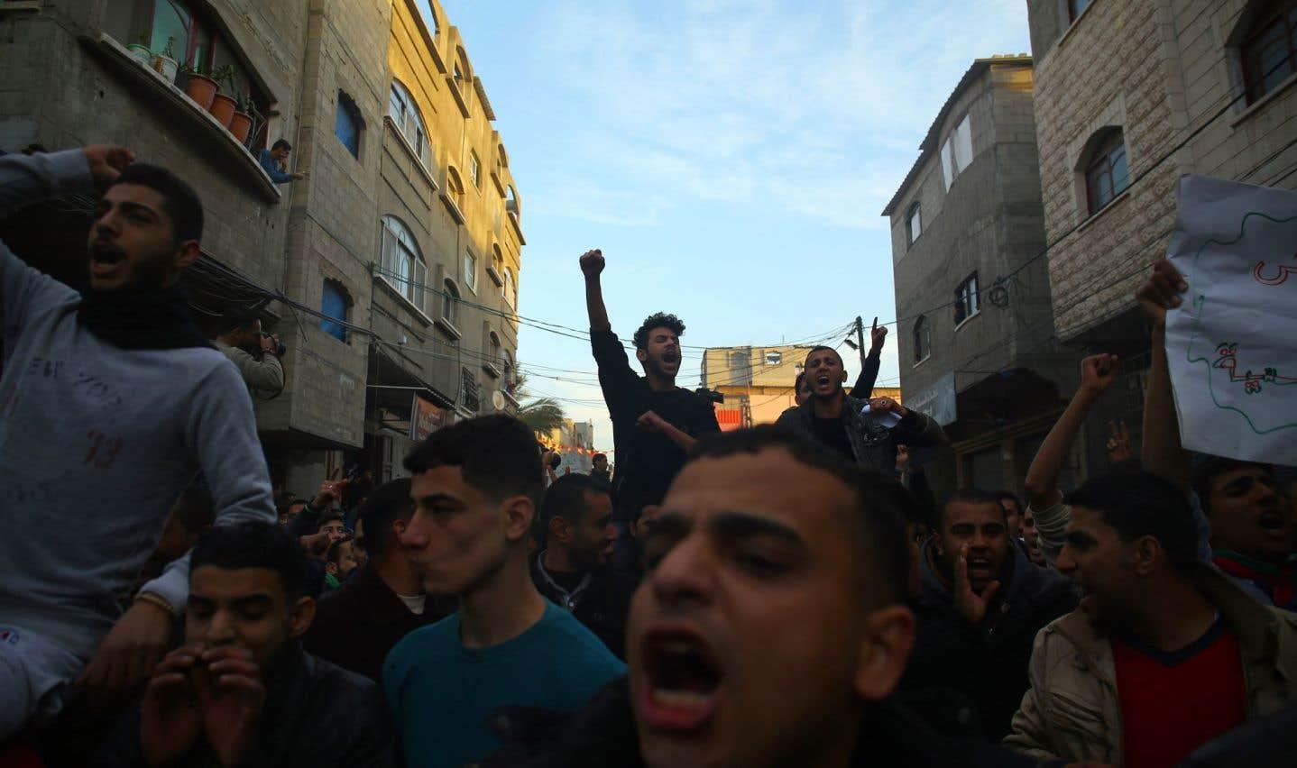 Gaza: le Hamas disperse une manifestation contre la pénurie d'électricité