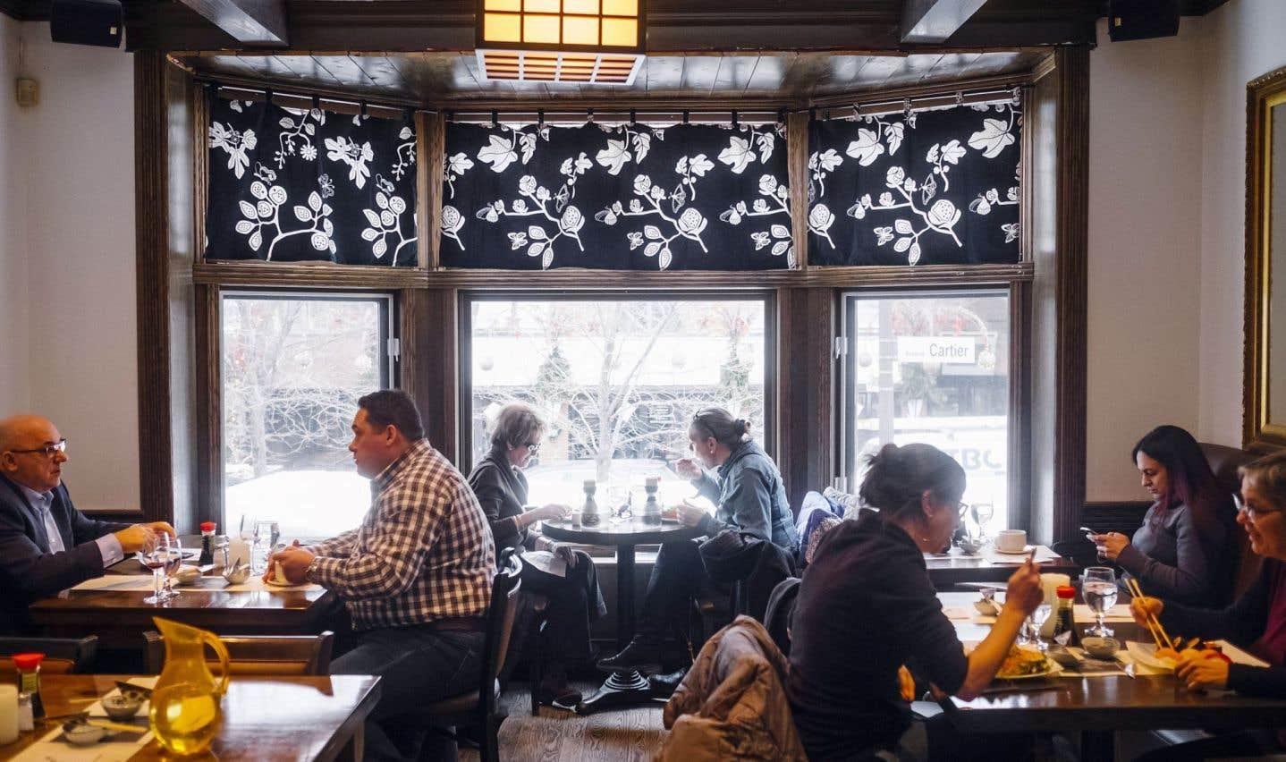 Le Métropolitain Eddie Sushi Bar est un très bon choix pour les adeptes de la cuisine japonaise qui veulent s'offrir une belle sortie: cadre très agréable, mets et présentation soignés, excellent service.