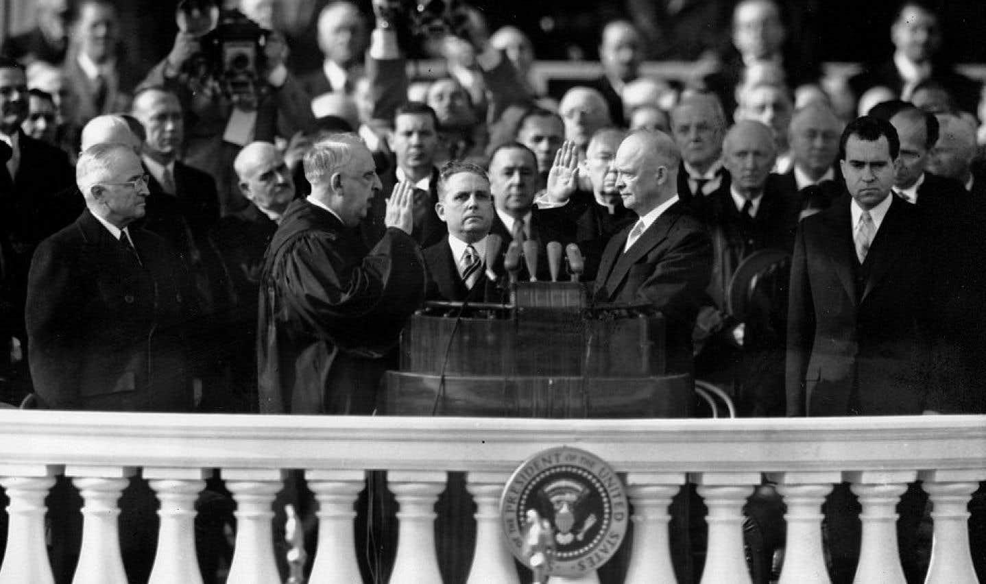 États-Unis: les intronisations dans l'histoire
