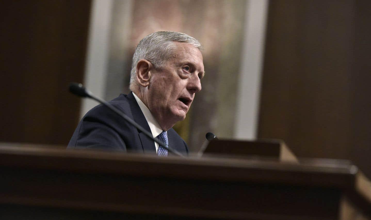 Le général Mattis confirmé comme secrétaire à la Défense