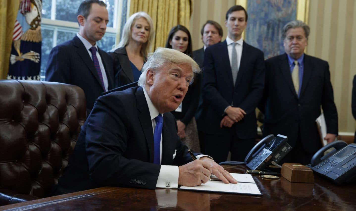 Trump, nouvel allié pétrolier du Canada