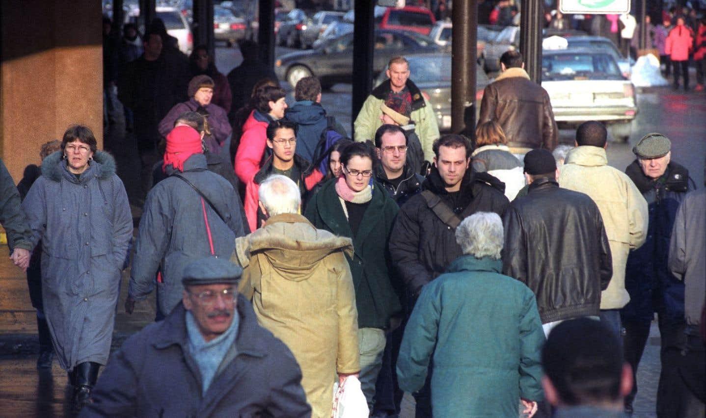 Le français reculera au Québec comme au Canada