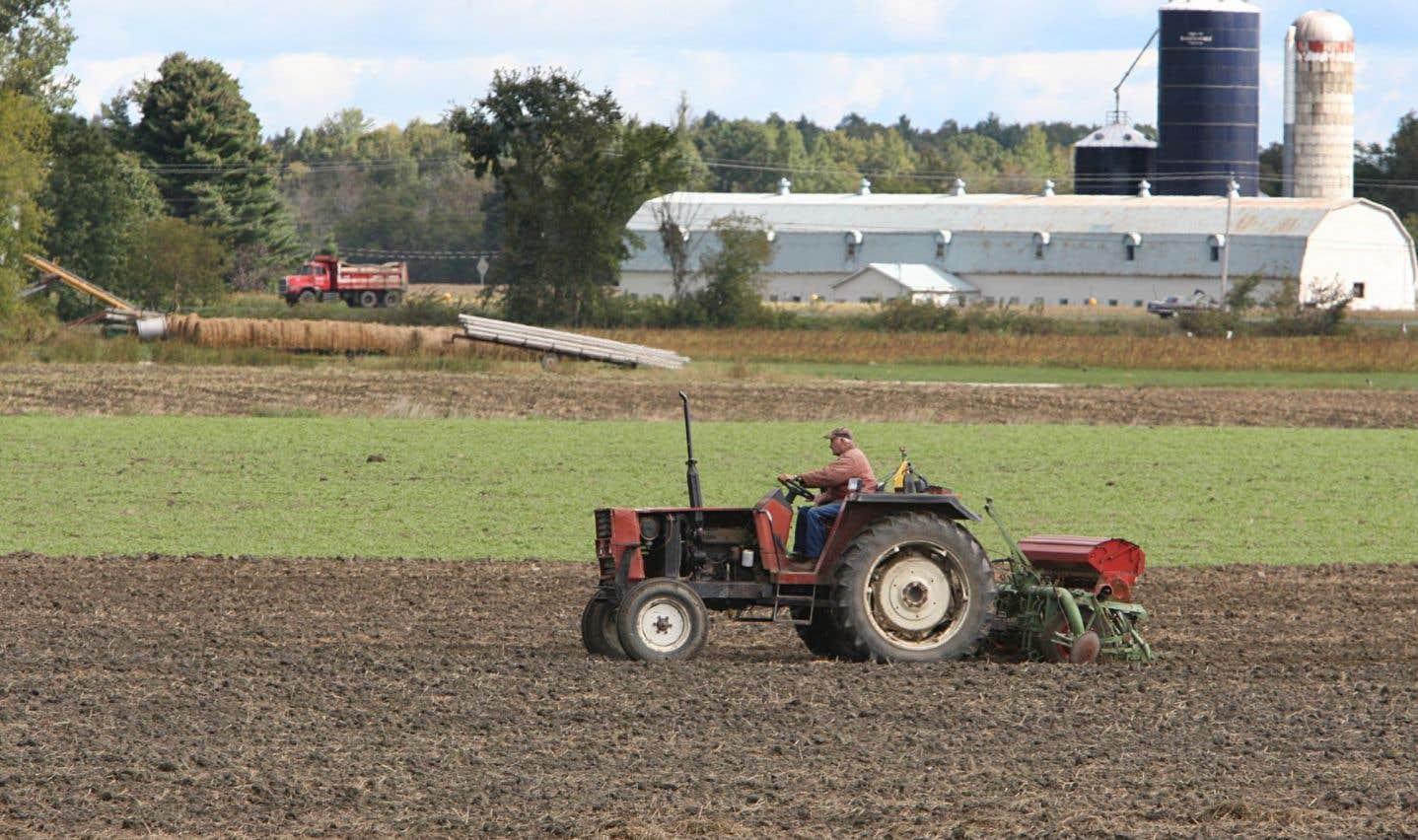 Québec veut agir sans prendre avis en matière de zonage agricole
