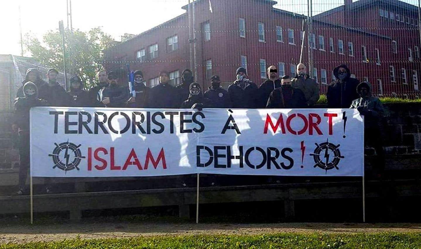L'extrême droite québécoise au centre de l'attention