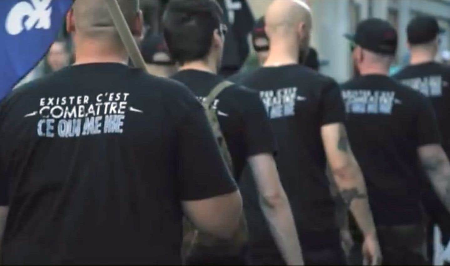 L'extrême droite de Québec sort de l'ombre