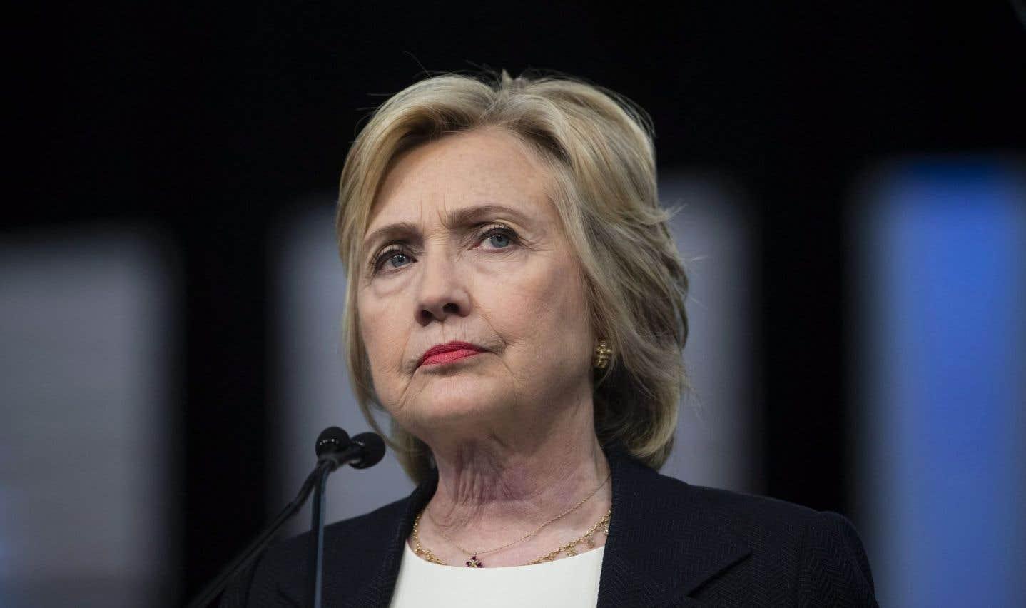 Hillary Clinton travaille à un livre à paraître cet automne