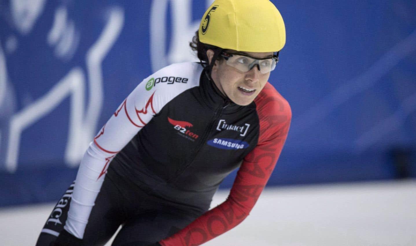 Marie-Ève Drolet, de Saguenay, a notamment remporté ses courses des rondes de qualification dans les deux épreuves de 1500 m à l'horaire cette fin de semaine.