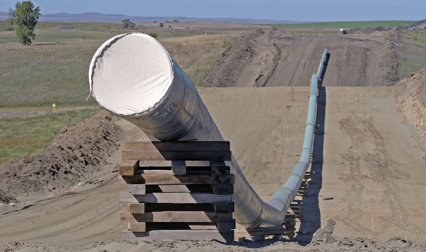 La construction du pipeline Dakota Access ira de l'avant