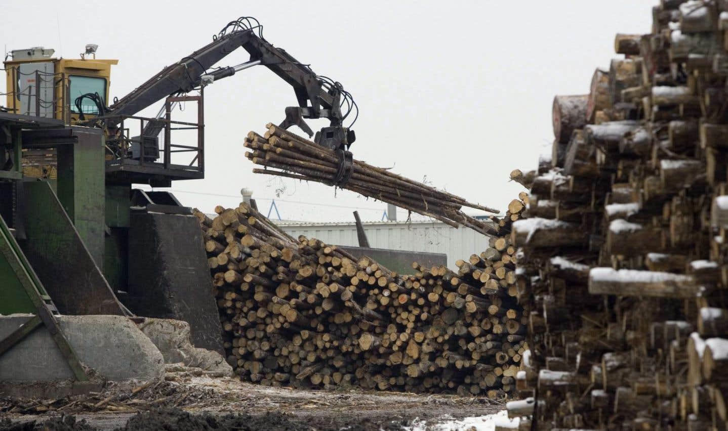 L'Ontario réclame des garanties de prêts de la part d'Ottawa pour les producteurs de bois d'oeuvre