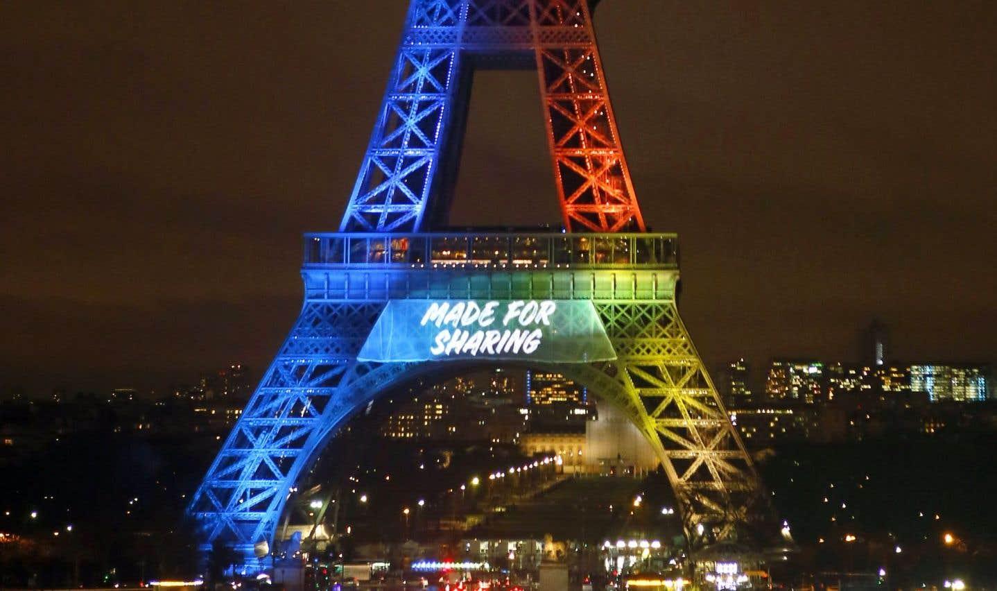 Tollé contre le slogan olympique de Paris en anglais