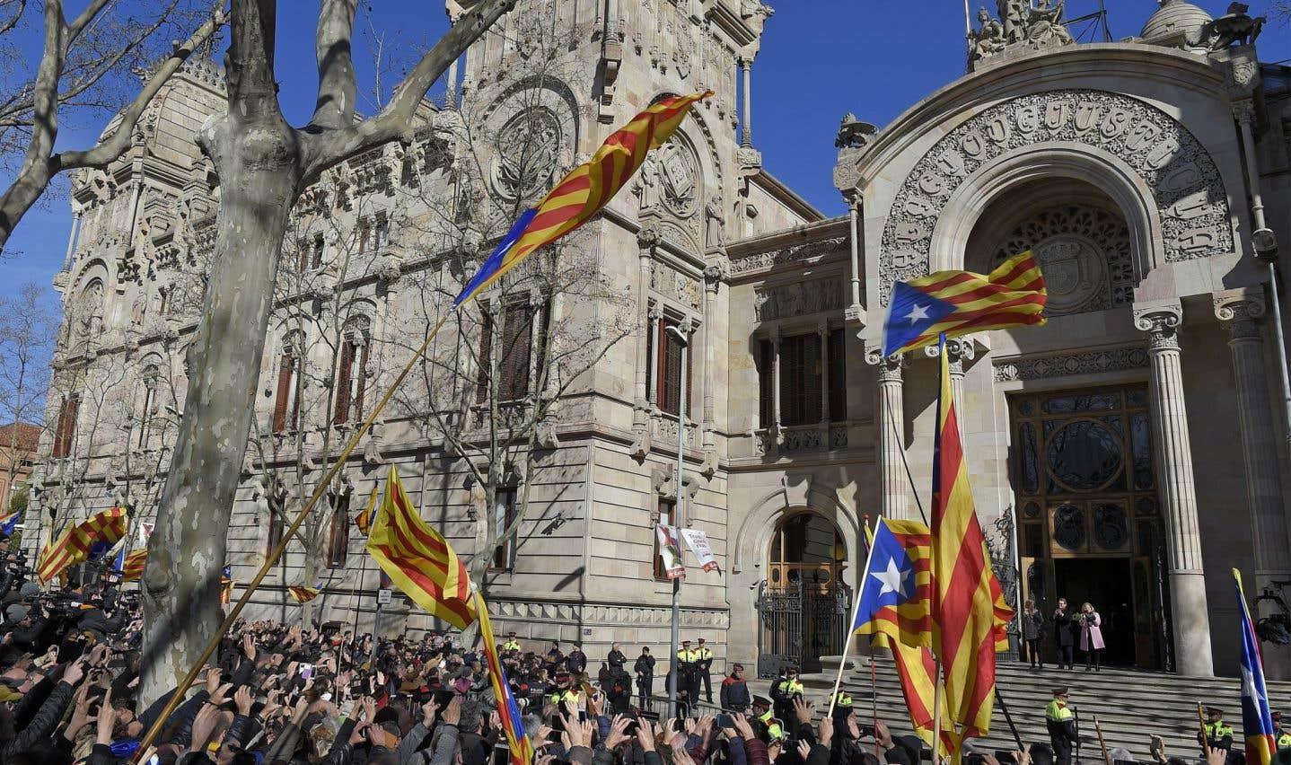 Un procès qui sert les indépendantistes catalans