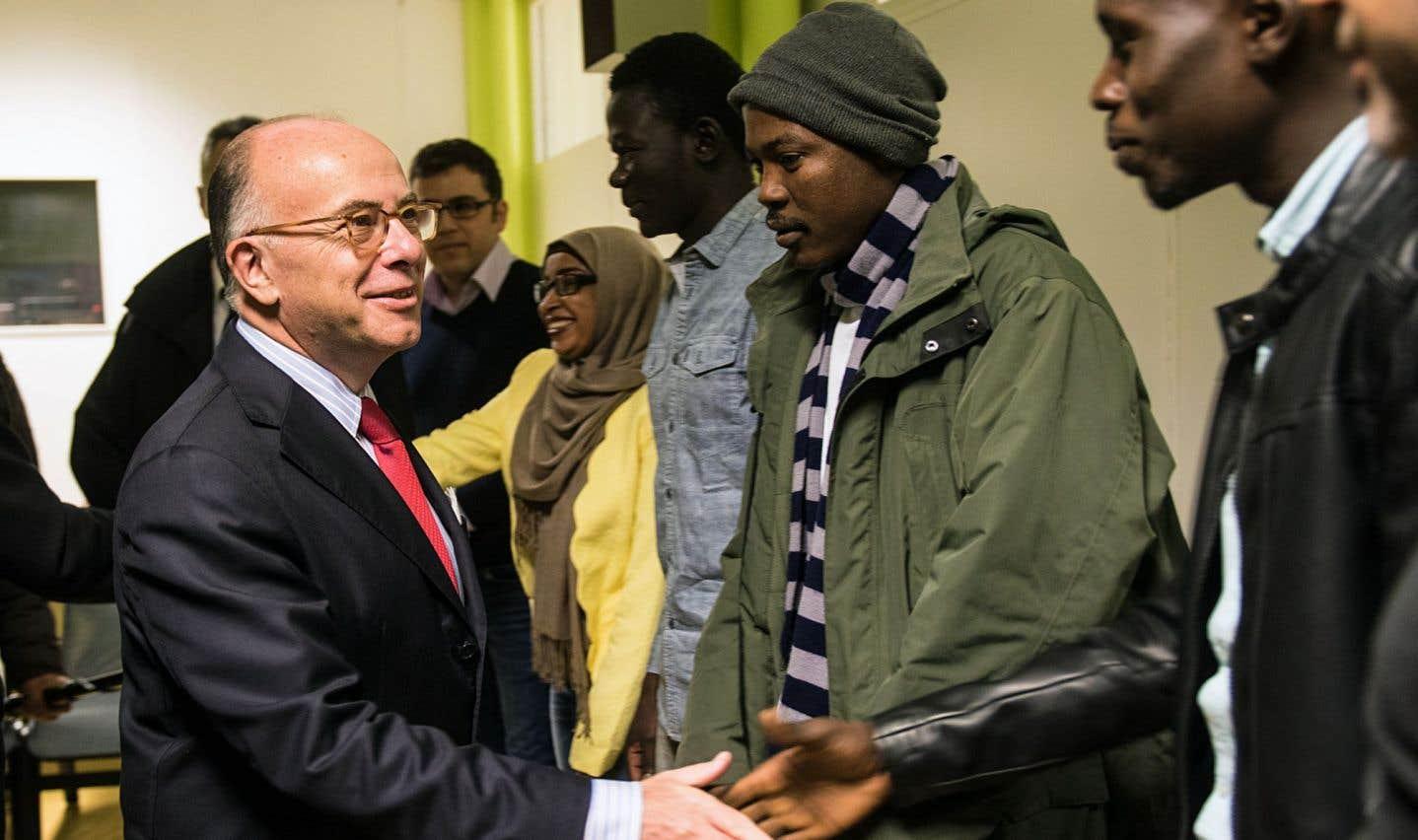 De la «Jungle de Calais» à l'université