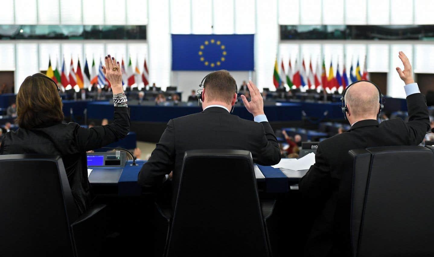 L'Europe dit oui au libre-échange avec le Canada