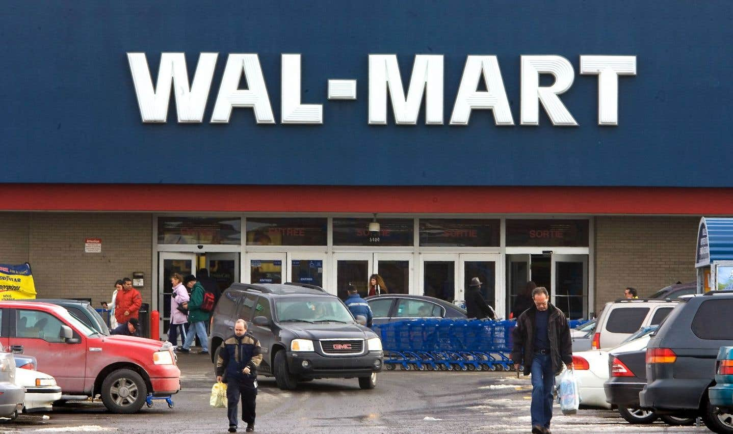 Les ventes en ligne de Walmart explosent, mais son bénéfice recule