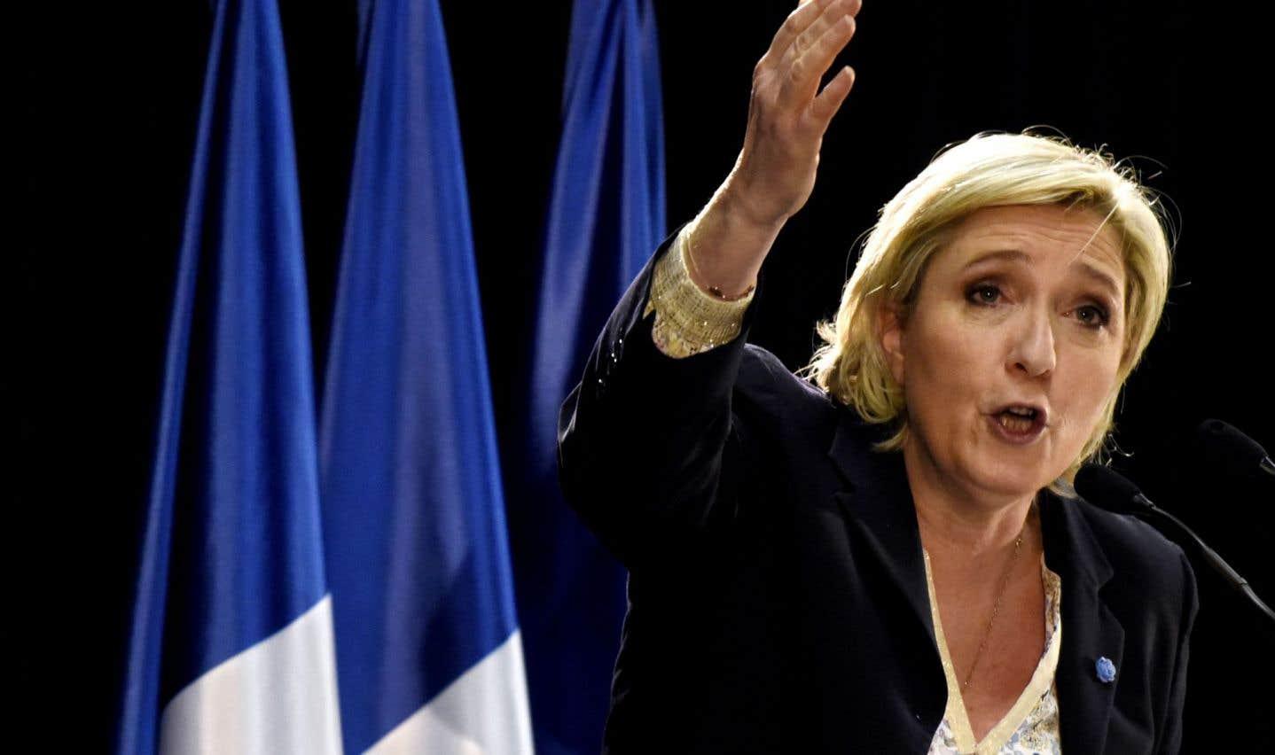 Et si c'était Marine Le Pen?
