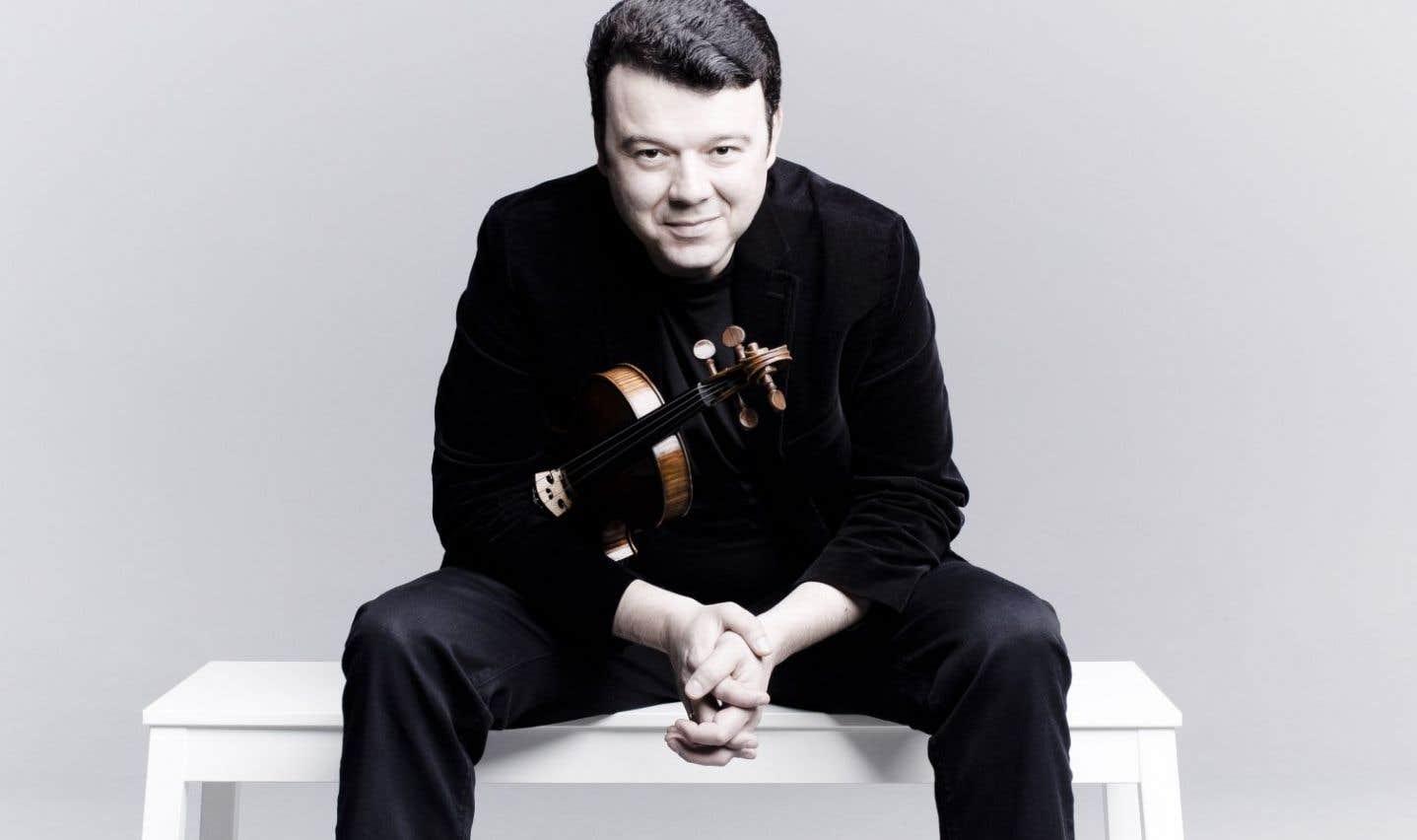 Le violoniste Vadim Gluzman