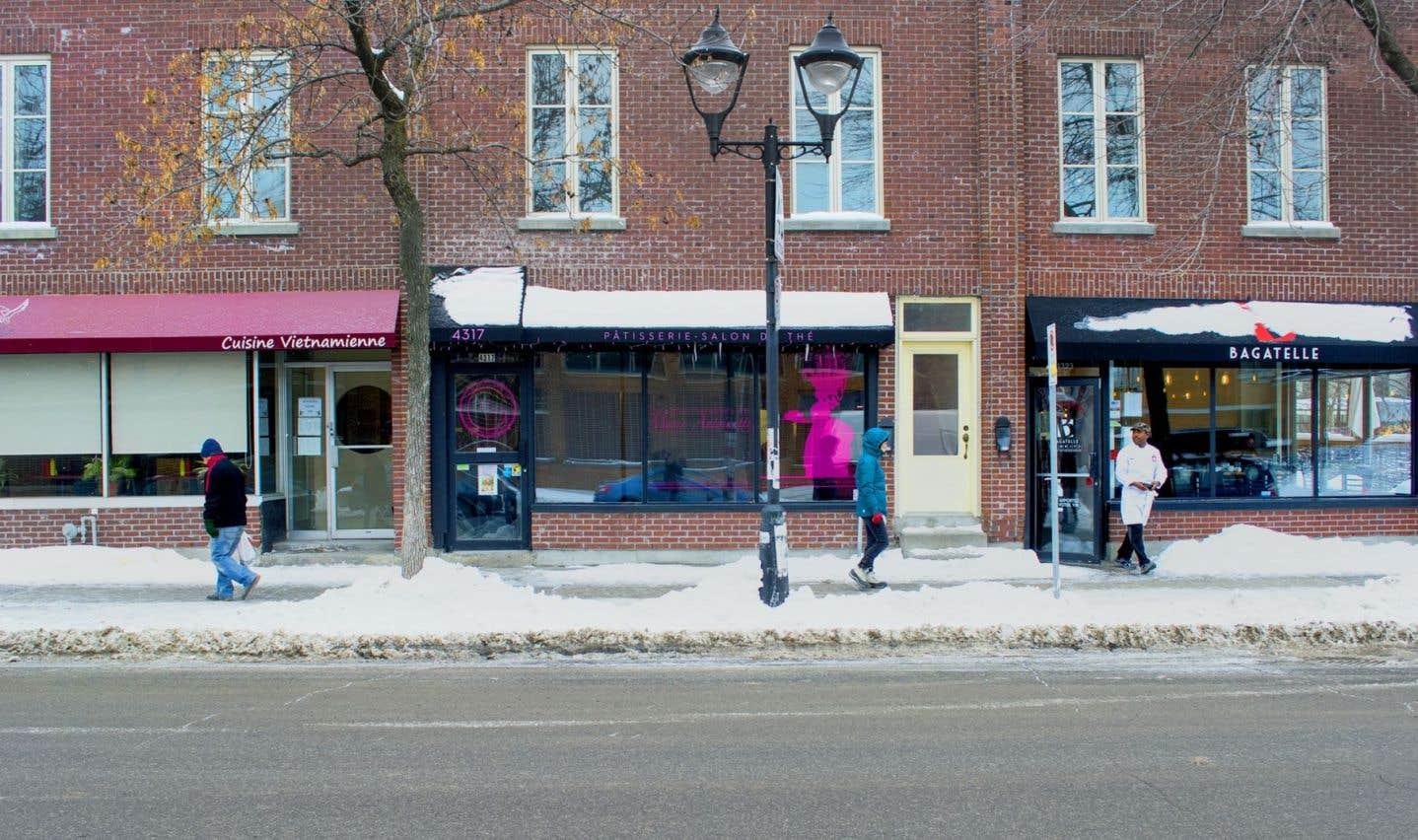 Projet Montréal  à la défense des petits commerçants