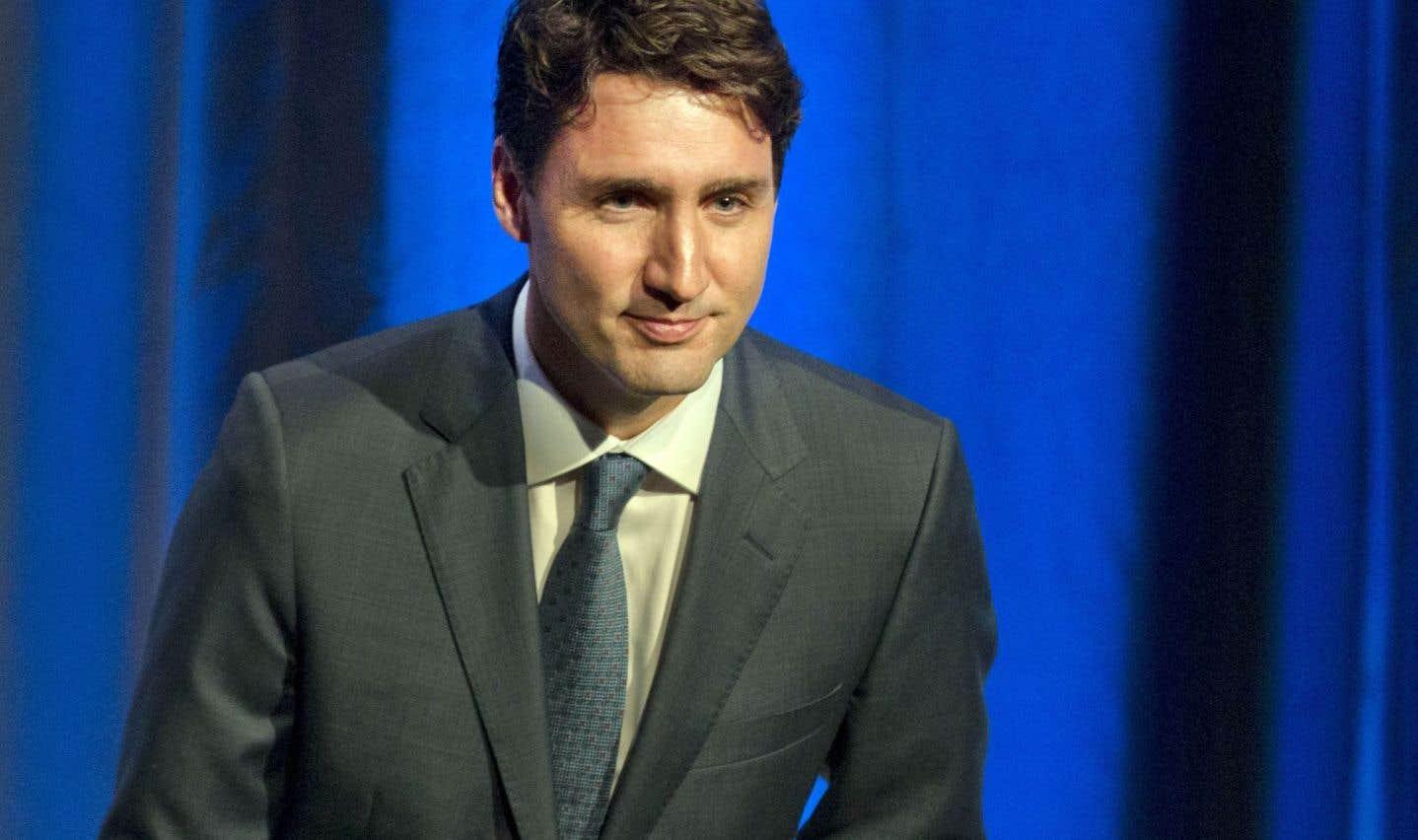 Justin Trudeau, invité vedette chez les grandes pétrolières