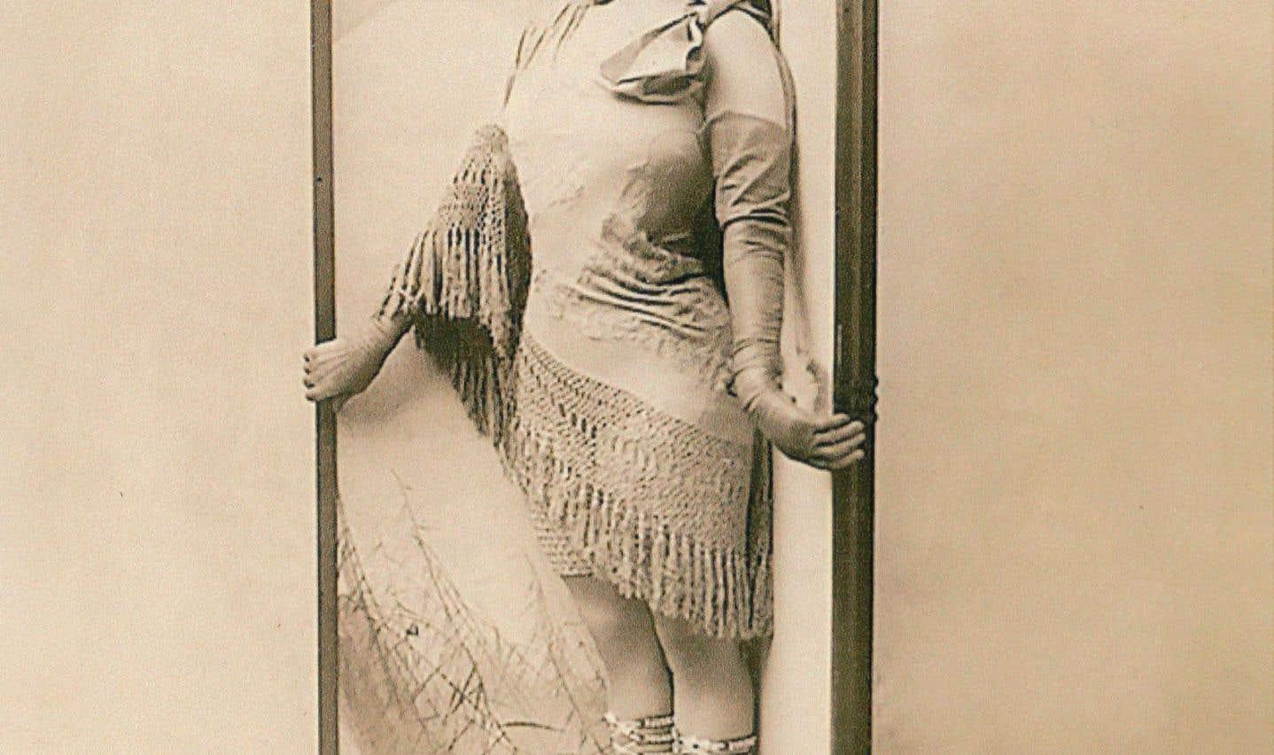 Eva Tanguay, Lady Gaga de l'avant-guerre
