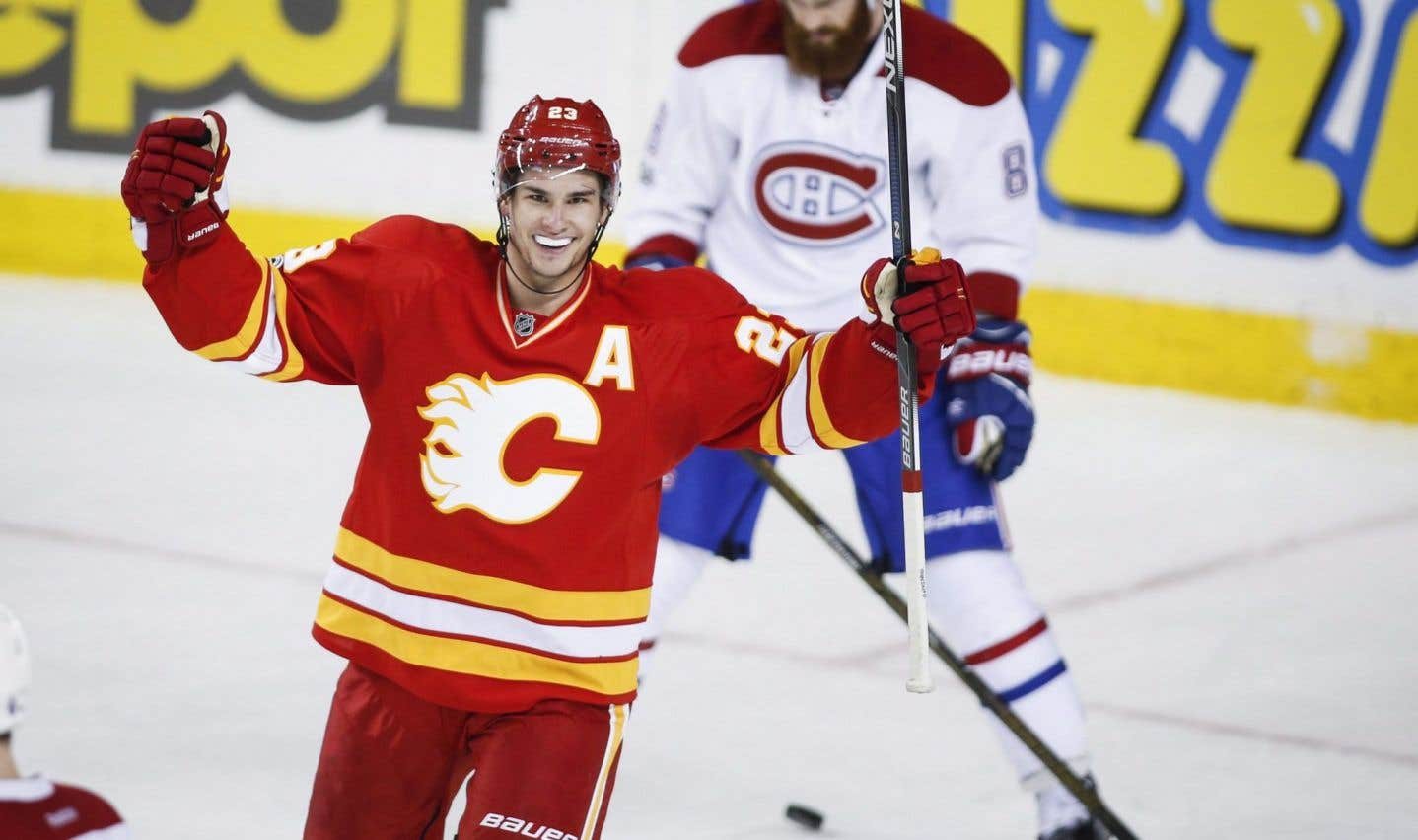 Les Flames blanchissent le Canadien 5-0