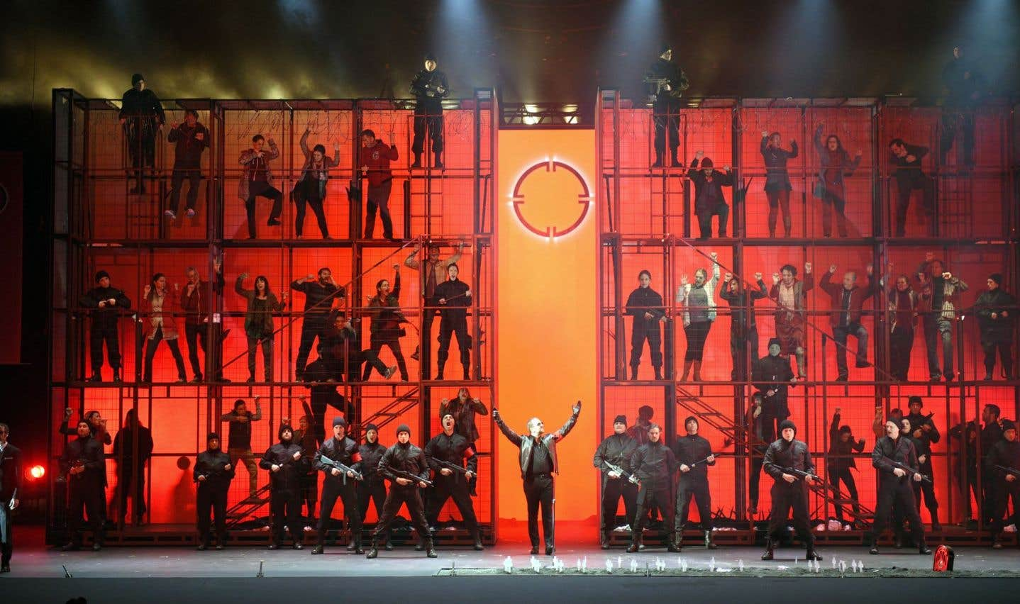 «Another Brick in the Wall – L'opéra»: le second acte est le bon!