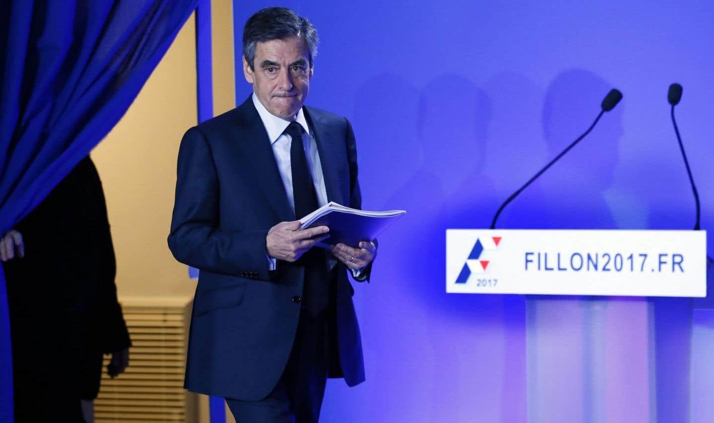 François Fillon inculpé dans l'affaire des emplois fictifs