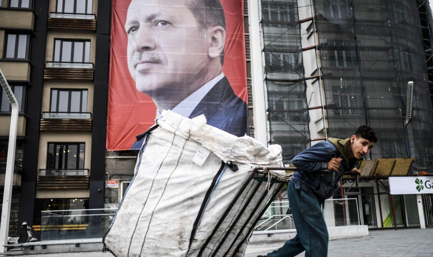 Erdogan s'en prend de nouveau à l'Europe