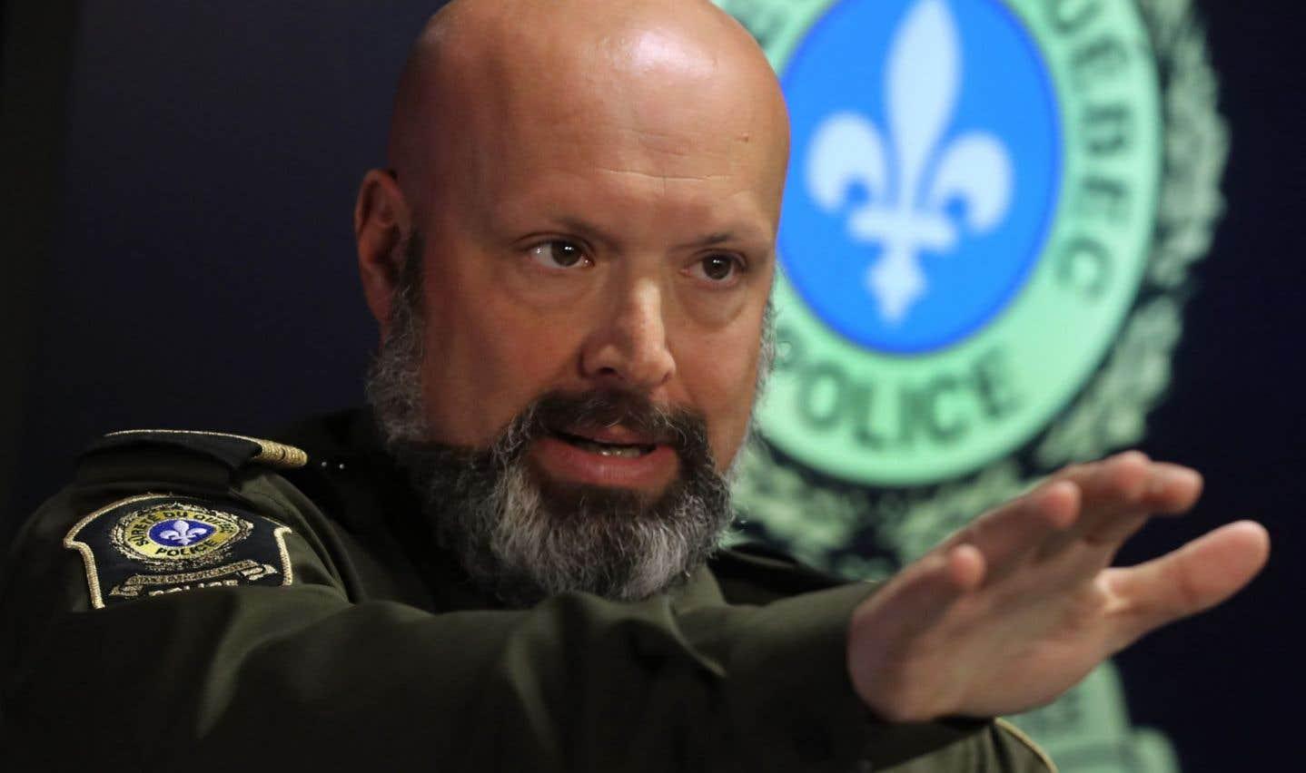Un officier de la SQ relevé de ses fonctions après le cafouillage sur la 13