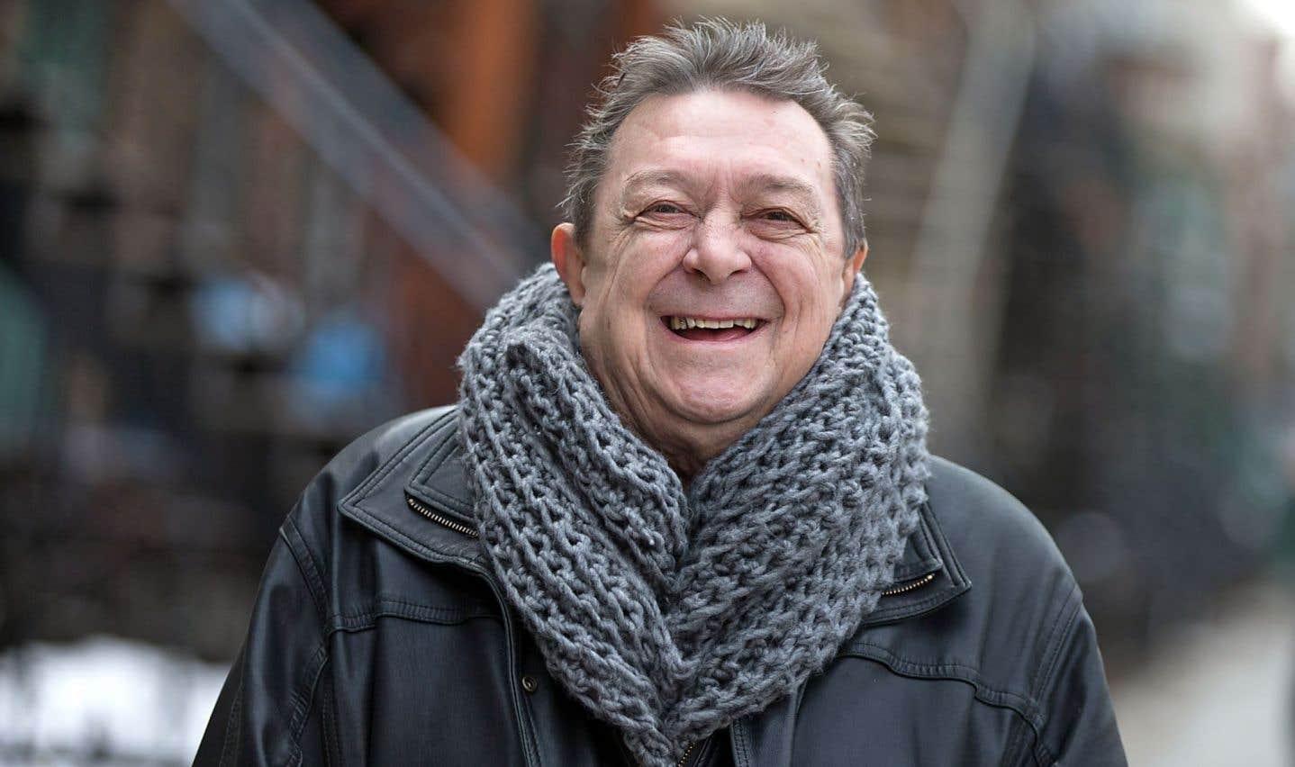 «Moi, toute ma vie j'ai été l'accompagnateur fiable», relate Michel Robidoux.