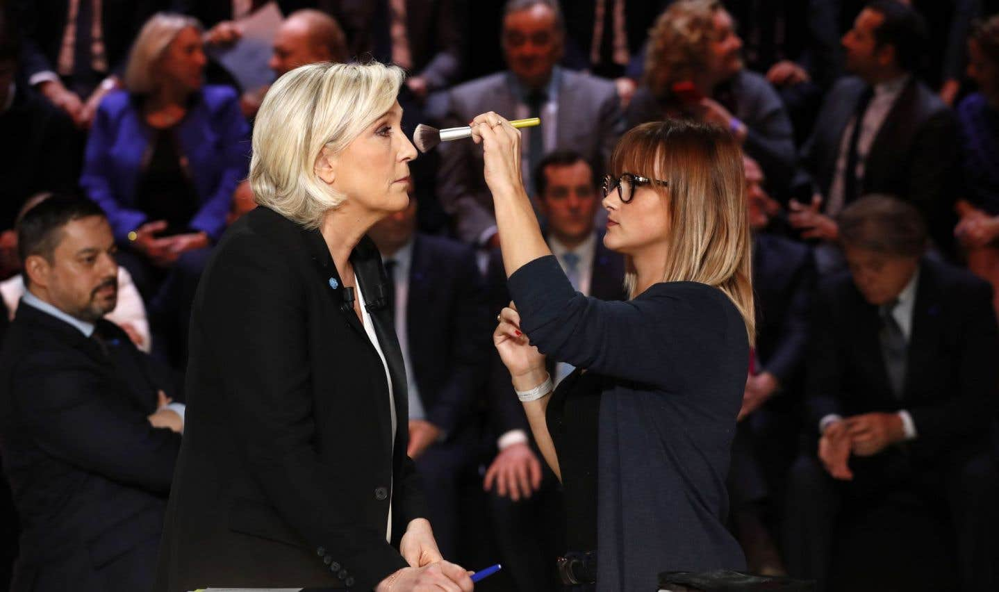 Présidentielle française: un débat qui lance la campagne