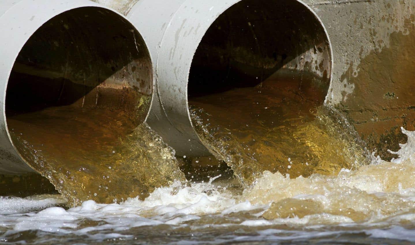 Québec verrouille l'accès aux données sur les eaux usées