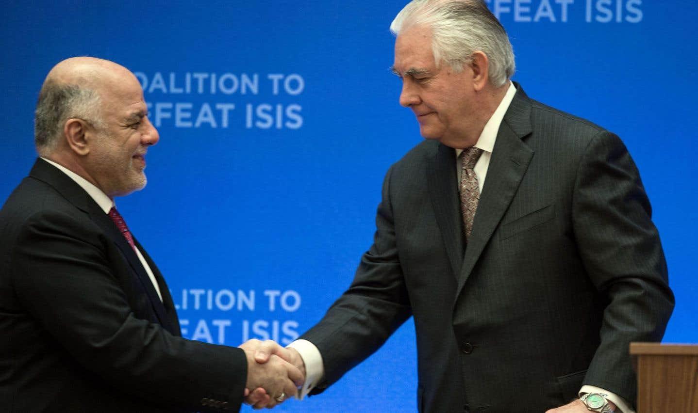Tillerson promet que le chef du groupe EI sera tué bientôt
