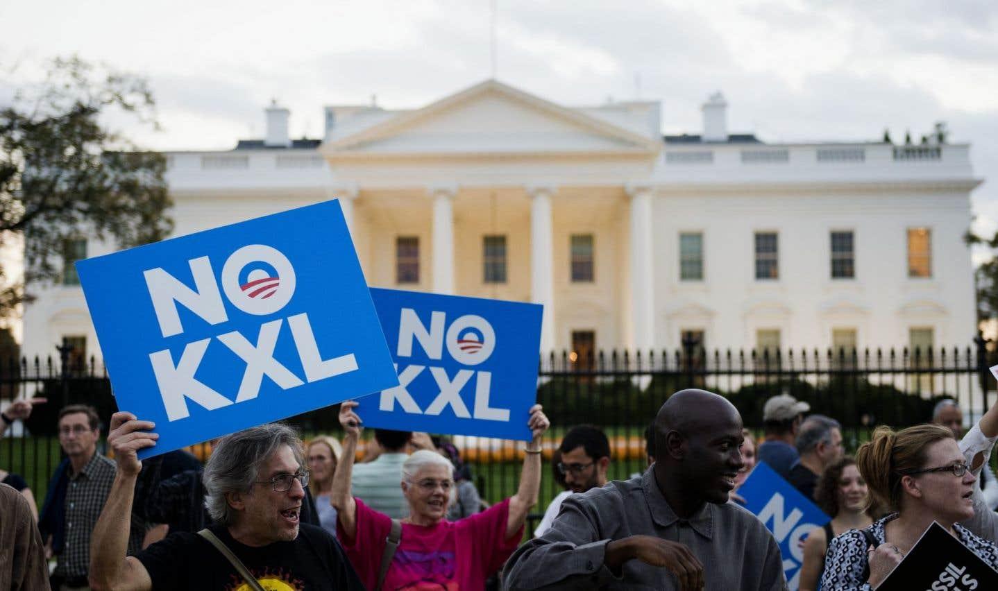 Le pipeline Keystone XLsera approuvé vendredi