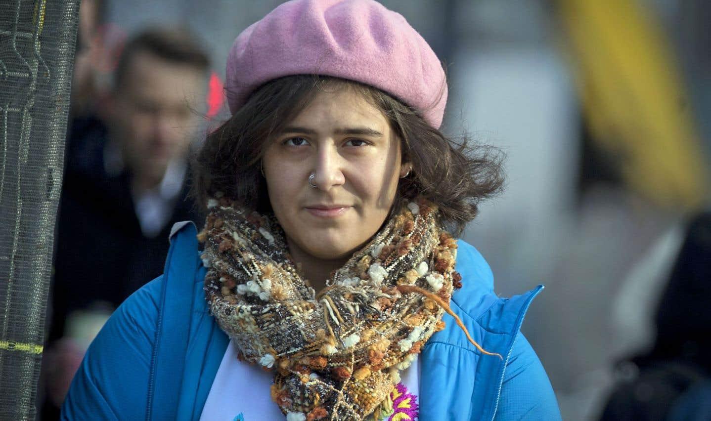 Paniz Khosrochahy: «C'est moi la victime, mais c'est moi qui dois partir pour éviter de le croiser.»