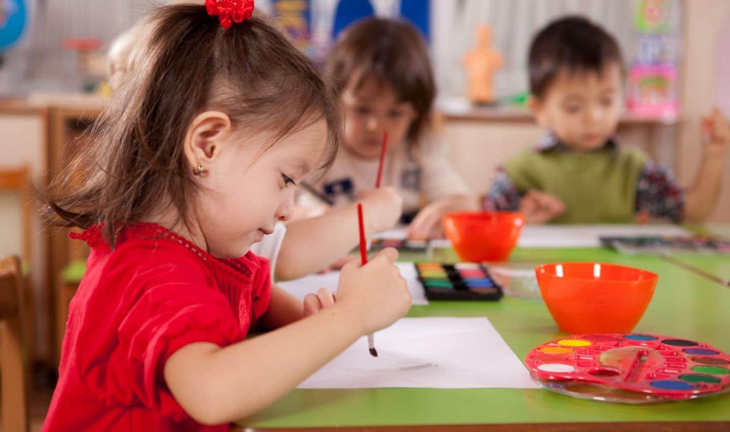 Un succès incertain pour la maternelle 4 ans