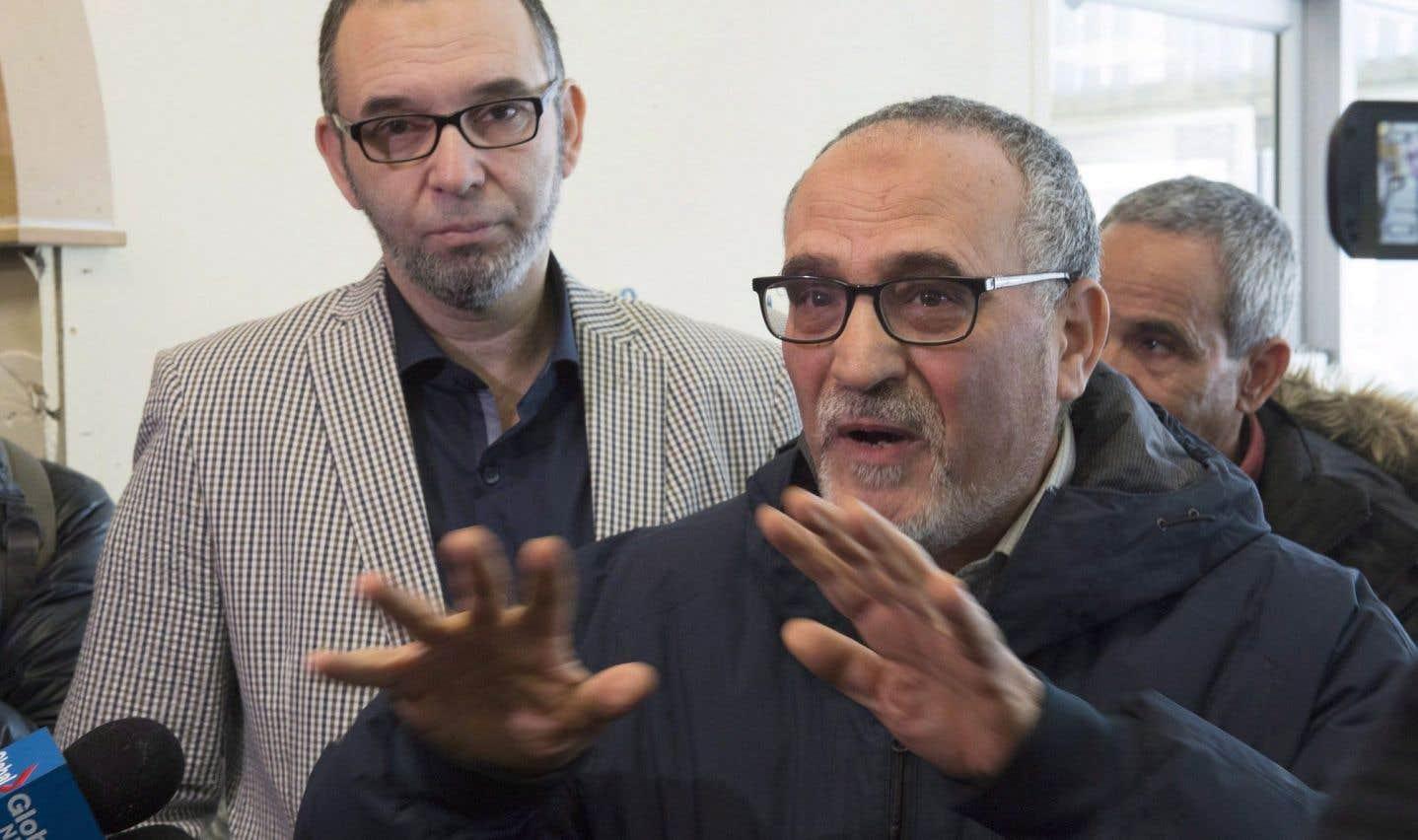 La peur règne toujours à la mosquée de Québec