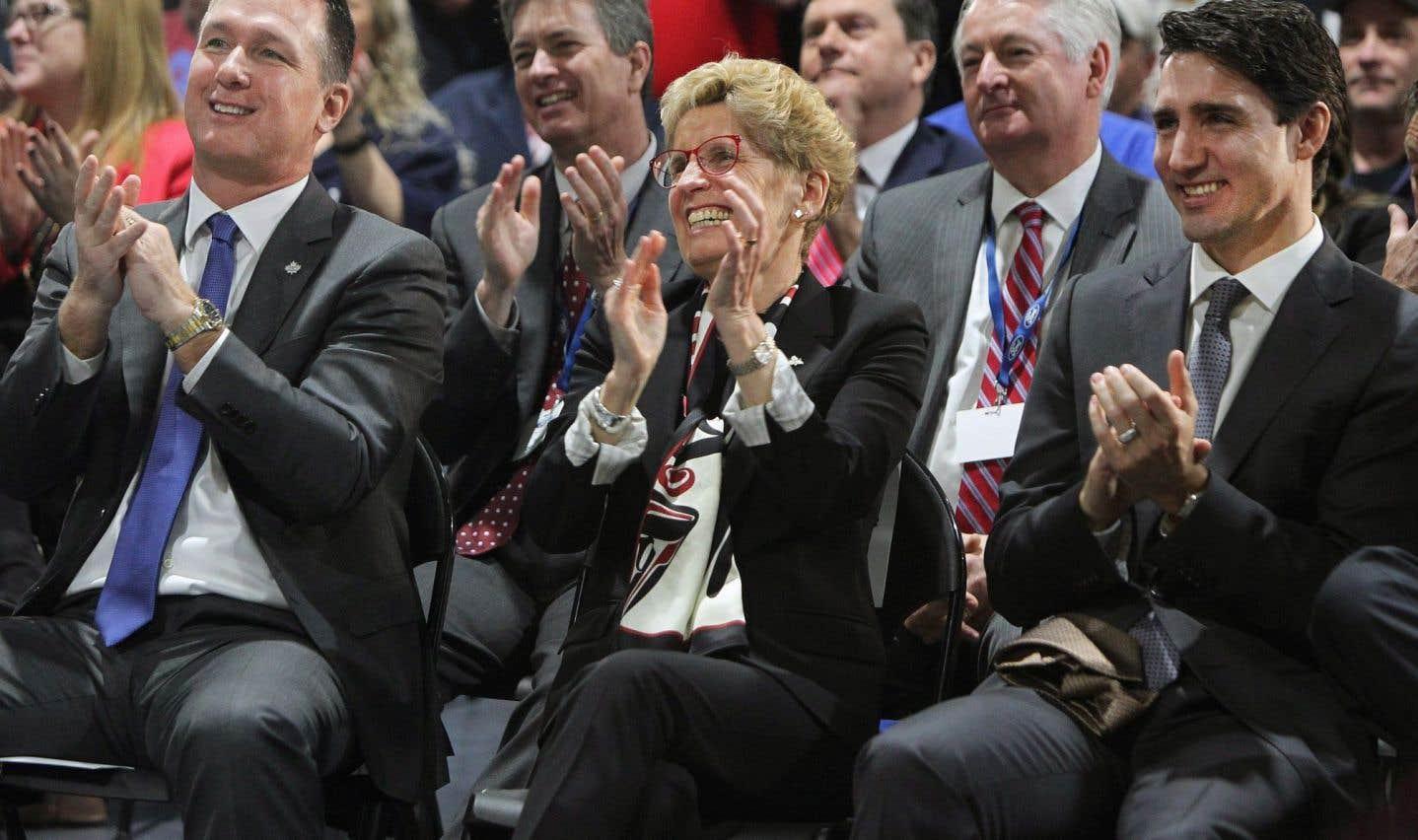 Ottawa et l'Ontario investissent 200millions dans les activités de Ford