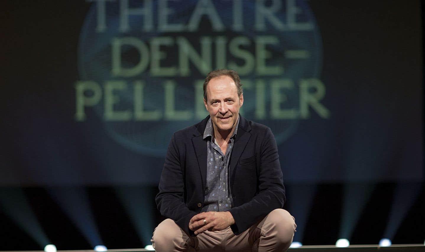 Voix et verbe, les armes du théâtre, selon Claude Poissant