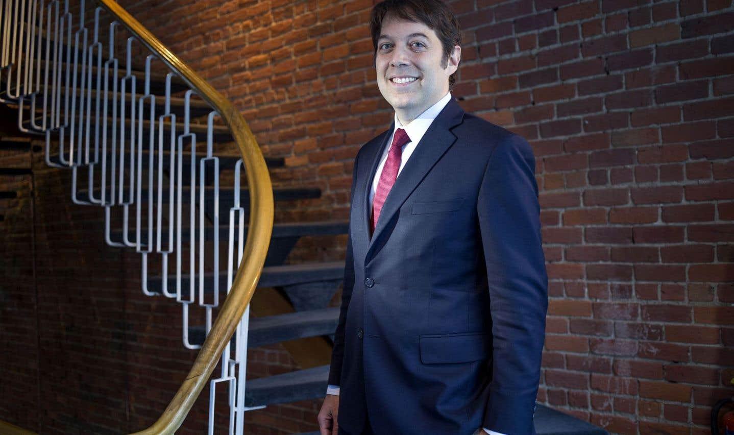 Frédéric Bouchard, président de l'Association francophone pour le savoir (Acfas), est ravi et soulagé par le dernier budget Leitão.