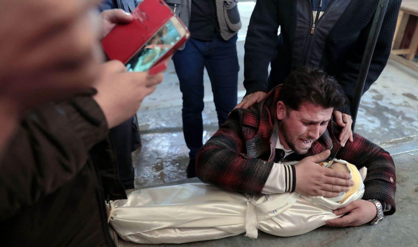 Frappes en Syrie: et après?