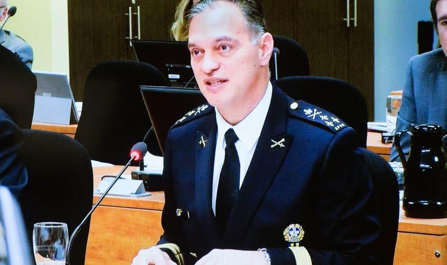 Le chef du SPVM dit avoir appris de l'«affaire Lagacé»