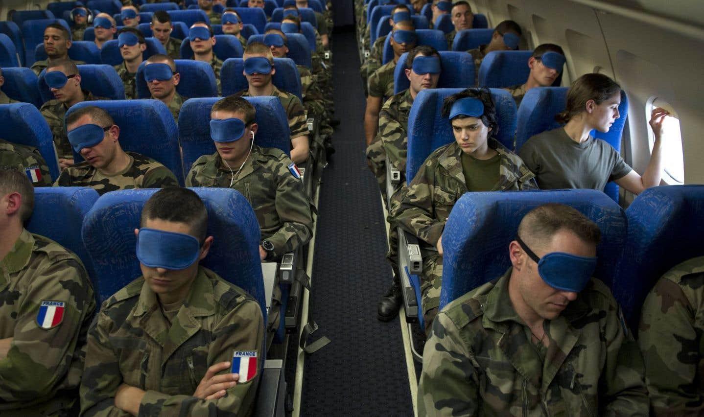 «Voir du pays»: les marques du combat