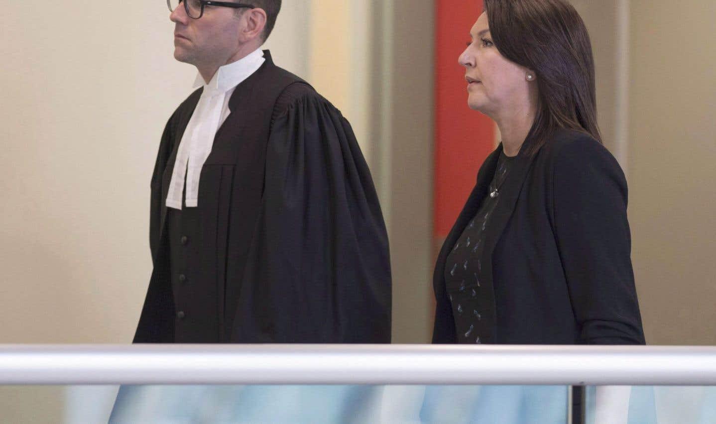 Pas d'enquête préliminaire pour Nathalie Normandeau