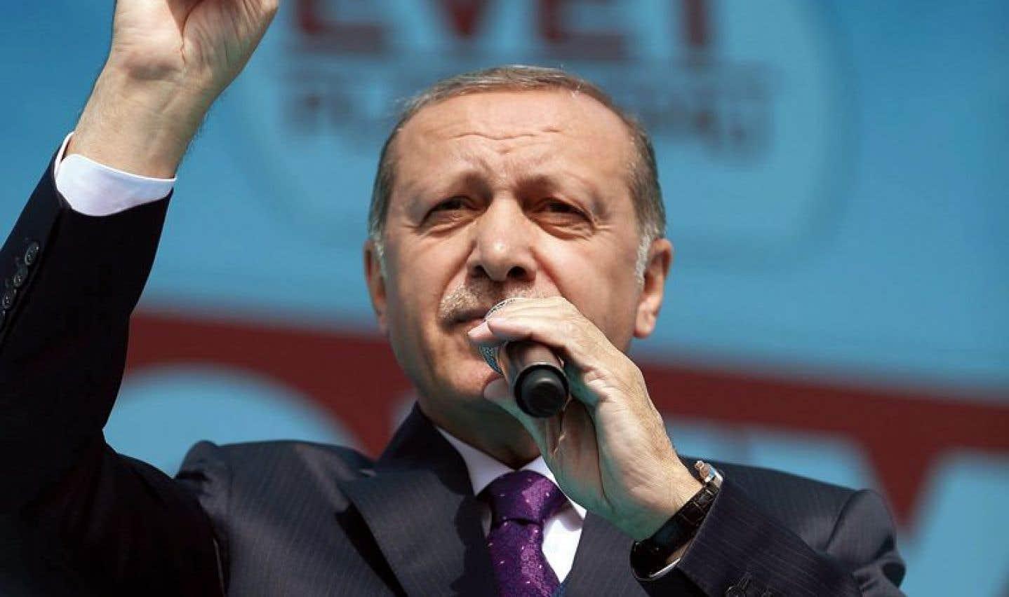 Une économie en berne au pire moment pour Erdogan