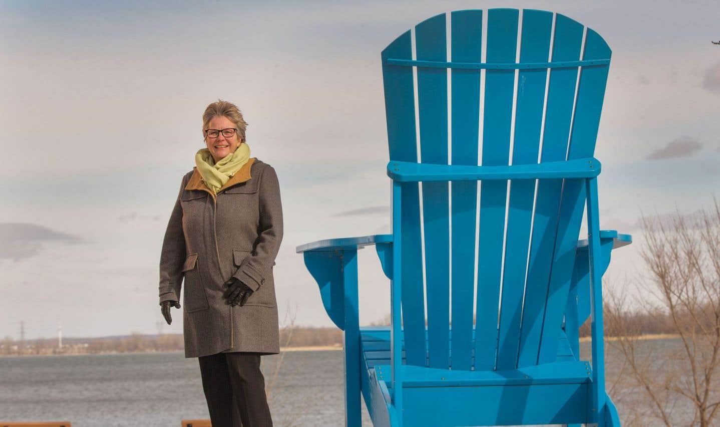 Chantal Rouleau, mairesse de Rivière-des-Prairies–Pointe-aux-Trembles